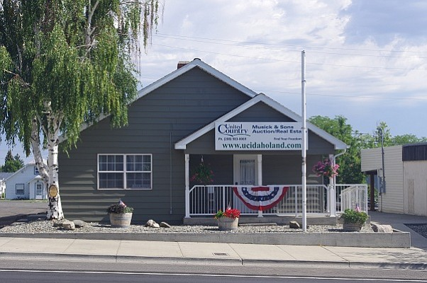 United Country Real Estate is located on 323 W. Main Street in Grangeville.