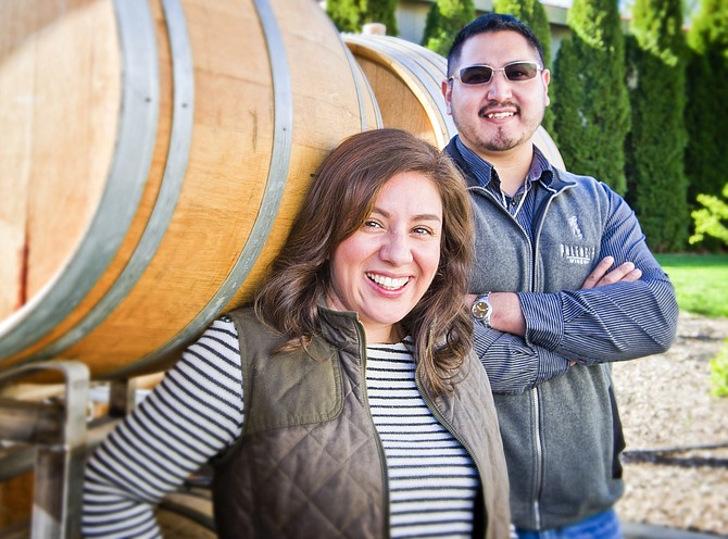 "Amy Alvarez-Wampfler of Walla Walla and Victor Palencia of Richland, two former Yakima Valley residents, are the first winemakers to be featured in the state's Legacy's profiles, ""Who are We?"""