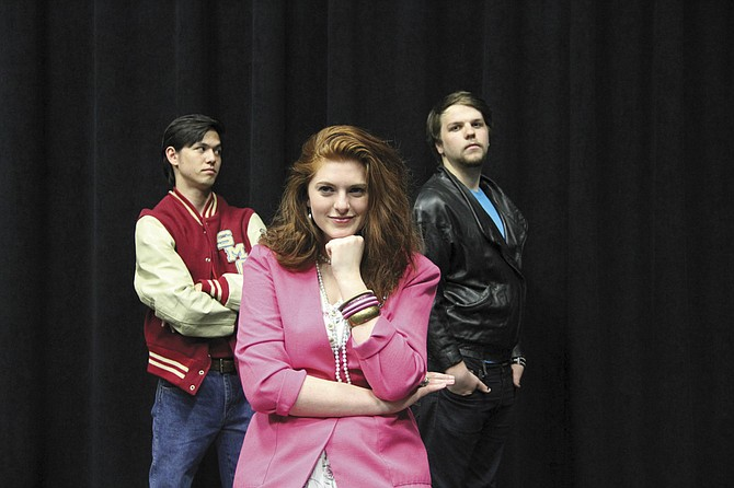"Imogen, played by Lindsay Spear, must decide between two suitors in Shakespeare's ""Cymbeline."""