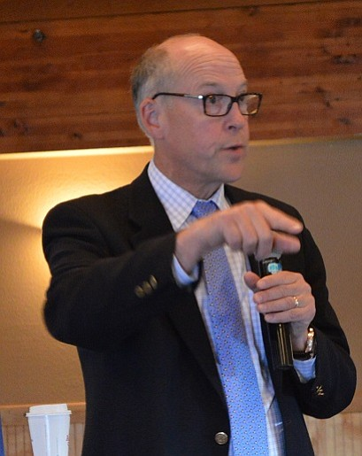 U.S. Rep. Greg Walden