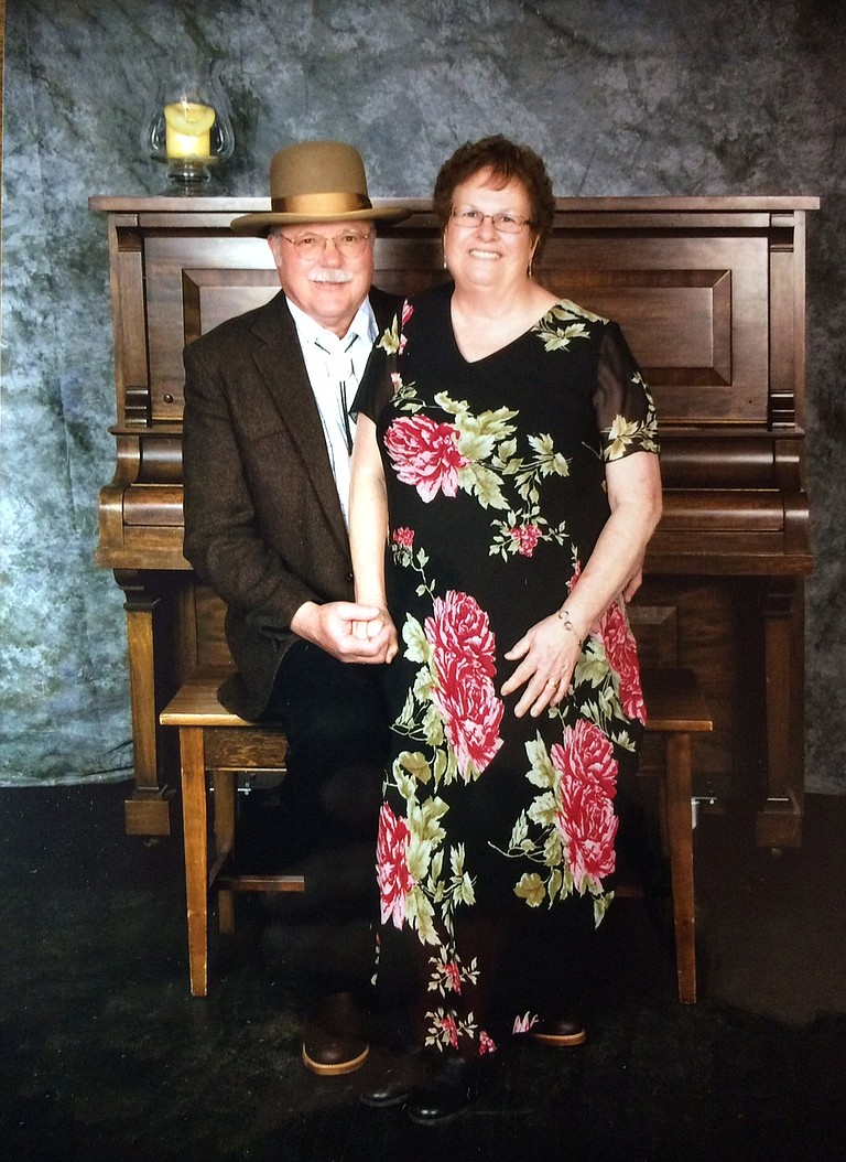 Tryg and Janet Culp.