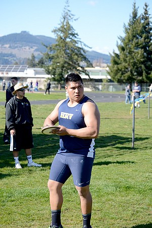 Sebastian Barajas, a 2016 Hood River Valley High School graduate, is heading to the USA Track and Field Junior Olympic National Championships in Sacramento, Calif.,