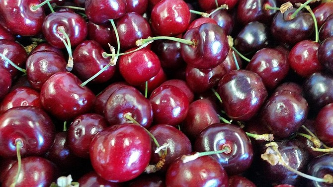 Celebrate cherries throughout the Hood River Fruit Loop, including the new Packer Orchard Farm Place.