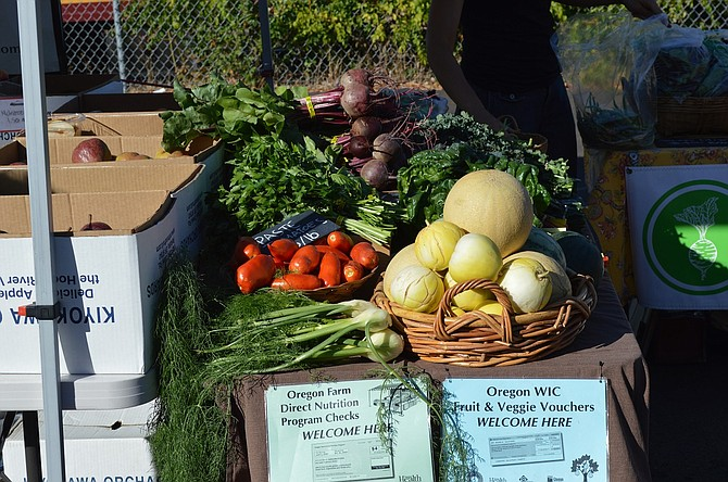 MOST MARKETS accept vouchers from the Supplemental Nutrition Assistance Program (SNAP) for purchase of locally-grown produce.