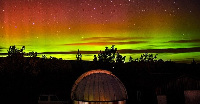 NIGHT SKY symposium comes next Thursday and Friday, sharing information on energy and cost efficient lighting in Columbia Gorge communities.