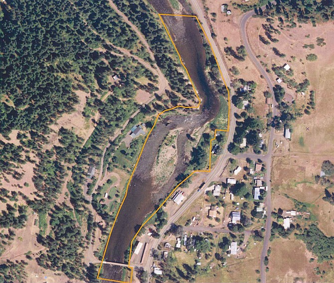 State agency looks to secure s f clearwater river fishing for Fish and game idaho