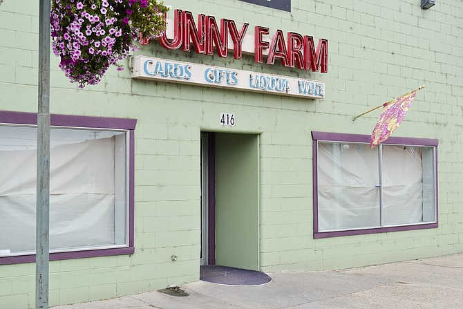 Sunnyside's former Funny Farm liquor store at 416 E. Edison Ave. will be the site of a new craft brewery start-up next year by two former Snipe Microbrewery employees