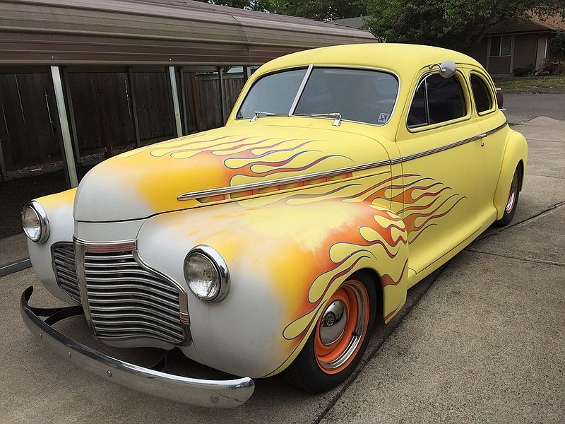 Hot rods, and their owners | Northwest Boomer and Senior News