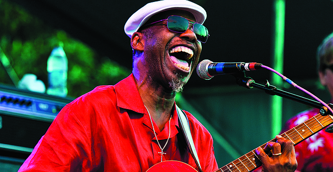 """Walter """"Wolfman"""" Washington, a mainstay on the New Orleans music scene, will play Rice Auditorium  at Western Oregon University on Friday at 7:30 p.m. as part of the Smith Fine Arts Series.  Tickets are $25 for general admission and $10 for students in advance. For more information, call 503-838-8333 or wou.edu/smith."""