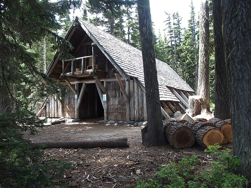 Tilly Jane cabin historically restored   Hood River News