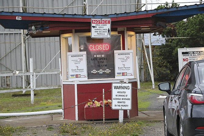 The Motor Vu Drive-In Theater opened in 1953. The theater held its last showings of the year on Friday and Saturday, and may be have closed its doors for good.