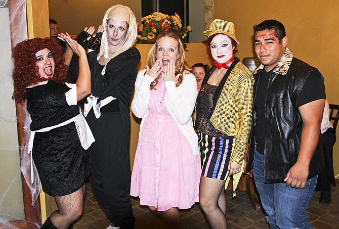 Prosser's Princess Theatre will host its eighth showing of Rocky Horror Picture Show Saturday. Attendees are welcome to dress for the event and compete for prizes.