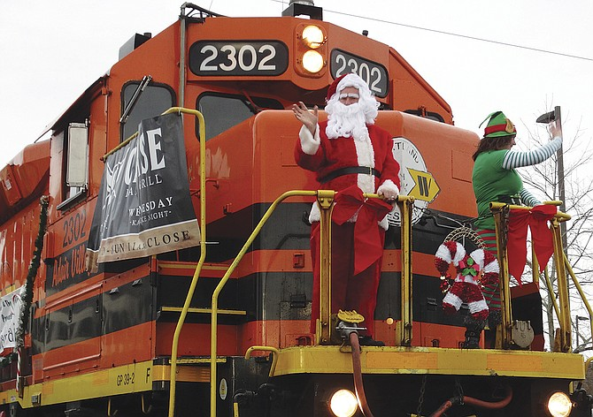 The Santa Train will return to Independence, thanks to efforts from Traci Cathcart and volunteers.