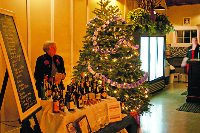 The 17th Annual Christmas Party and Auction will be Friday at the Green Villa Barn in Independence.