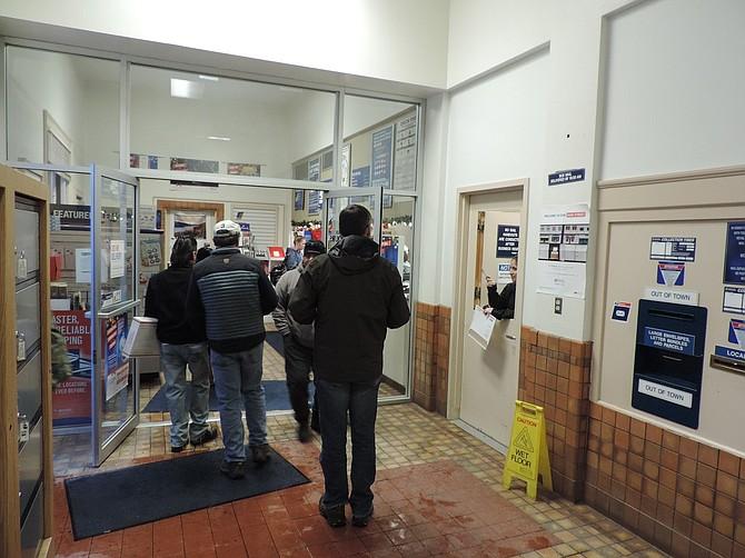 Parcel ebrations hood river news - Post office parcel service ...