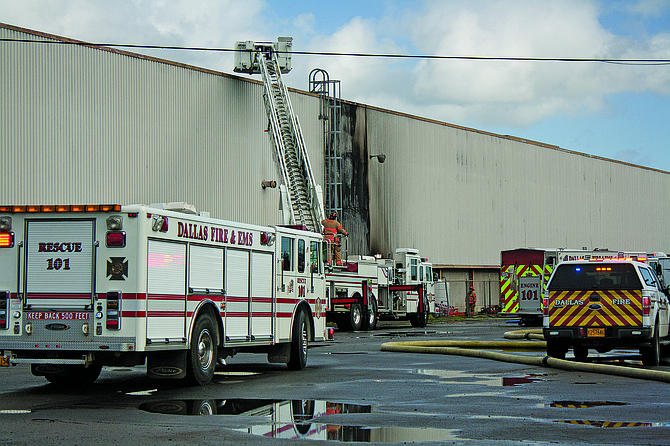 A March fire at Forest River in Dallas stopped work for a few days, but was contained before it caused significant damage to the plant. The story was No. 8 of the 10 most-read on the I-O's website.