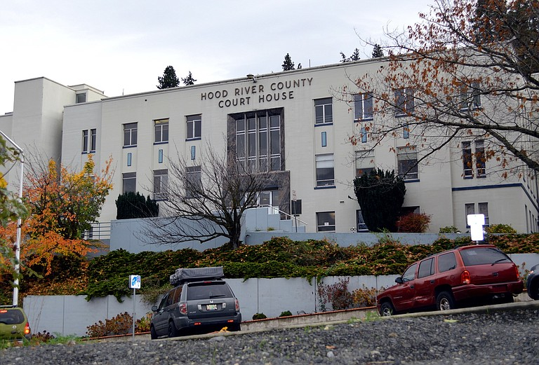 Hood River County Courthouse, file photo.