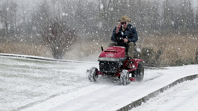 Winter weather has forced Polk County schools to use snow days. Schools may have to make those days up later.