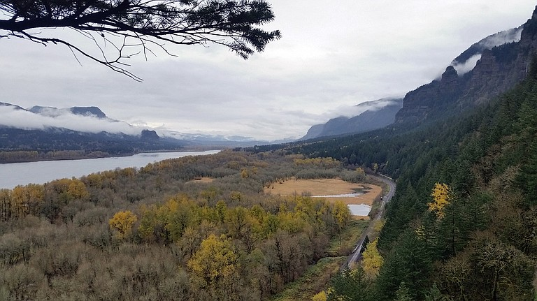 THE COLUMBIA RIVER GORGE National Scenic Area now allows hikers to pay some recreation fees via smartphone.