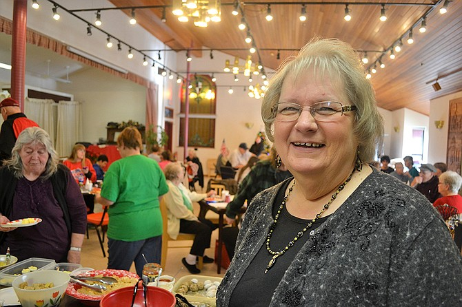 Sue Teal is director of the Monmouth Senior Center, and oversaw the building's expansion project that includes new meeting rooms, bathrooms and a storage room.