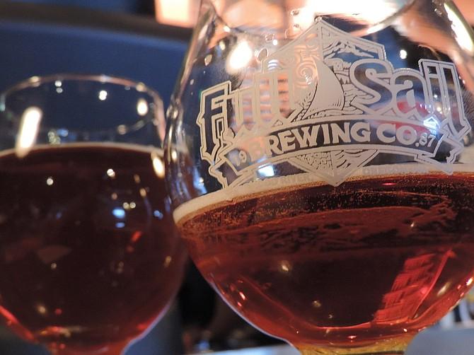Harrington's Bourbon Barrel Aged Imperial Red Ale
