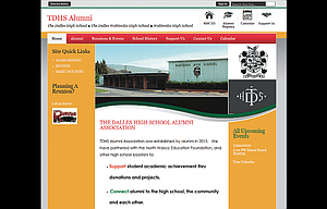 Graduates can now share stories and read information about the history of both The Dalles and Wahtonka high schools on new site.