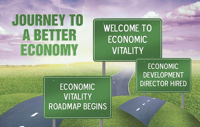 The Rural Economic Vitality Roadmap will begin a new phase.