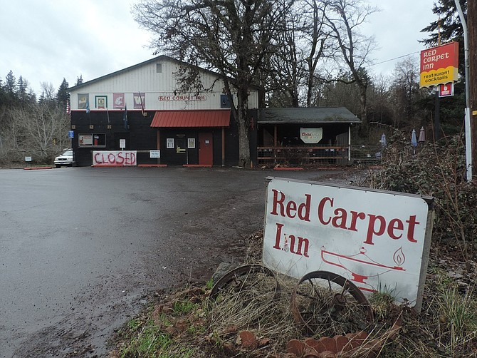 Red Carpet Inn has been closed since Feb. 10.