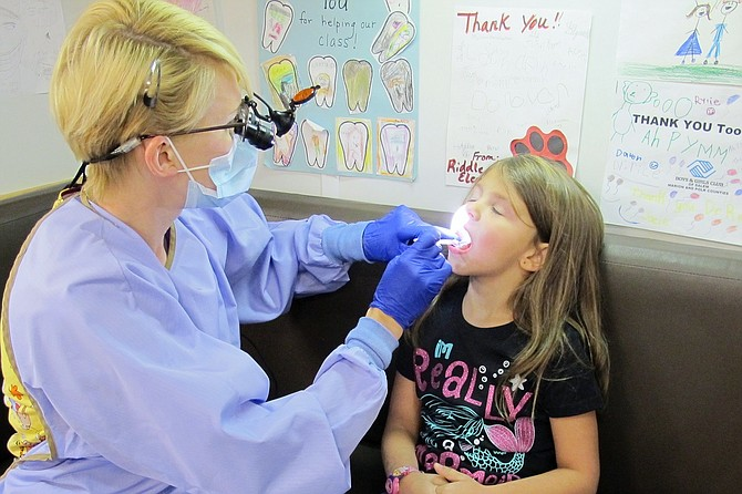 OREGON dentists want to improve access to care. For more information from the recent ODA study, visit www.oregondental.org/OregonActionForDentalHealth.
