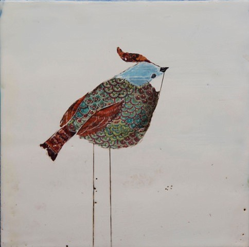 'BIRD' by Janet Pahl, on view starting Friday at Columbia Center for the Arts.