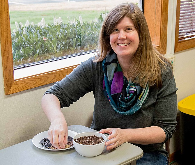 Brooke Edmunds from the Benton County Extension Service says microgreens and sprouts can be started almost anywhere.