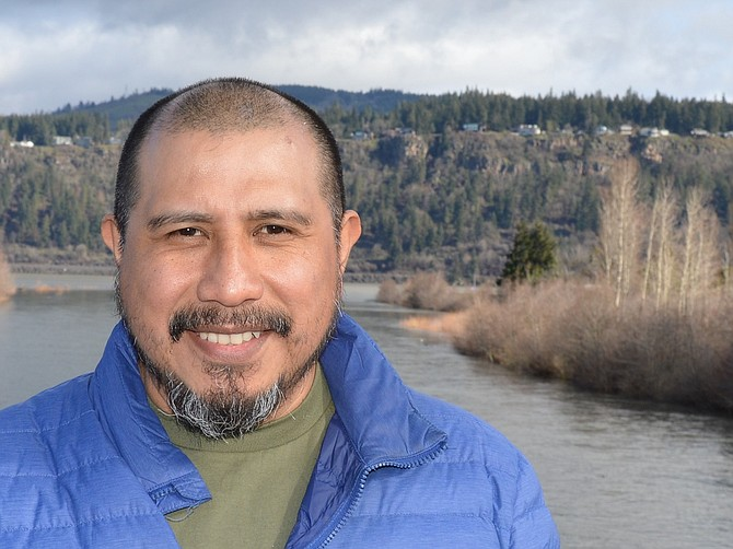 COMMUNITY organizer Ubaldo Hernandez has joined Riverkeeper.