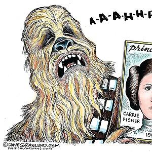 "48169f8a15950a Star Wars turns 40: Nostalgia, worry. """
