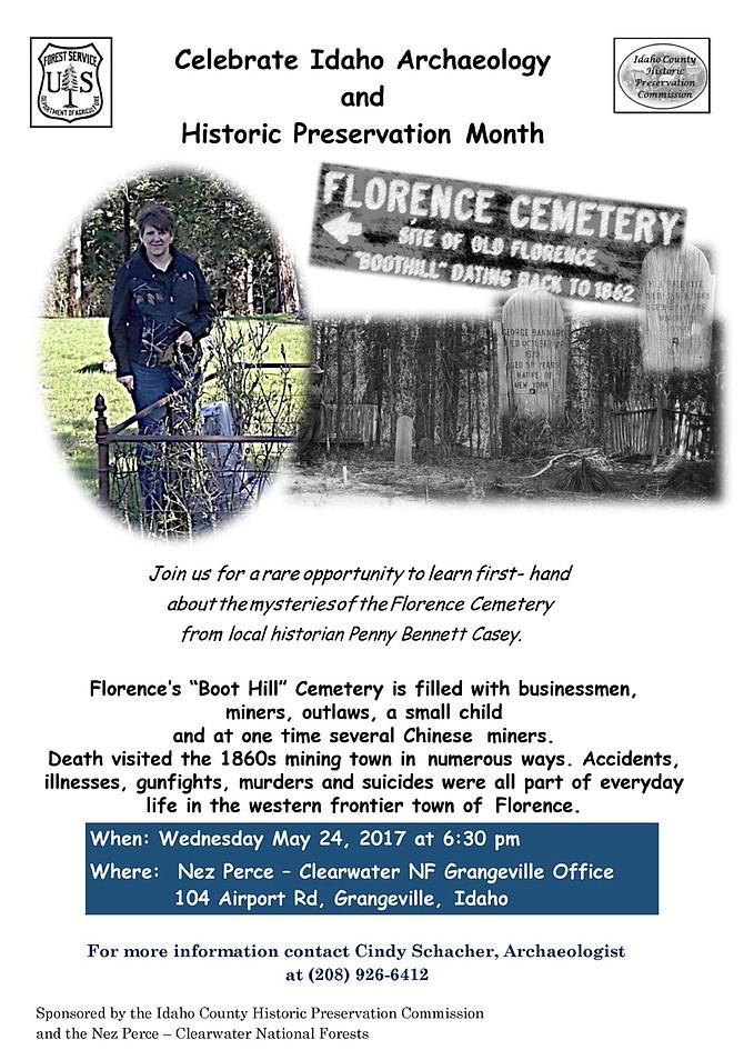 Florence Cemetery Presentation