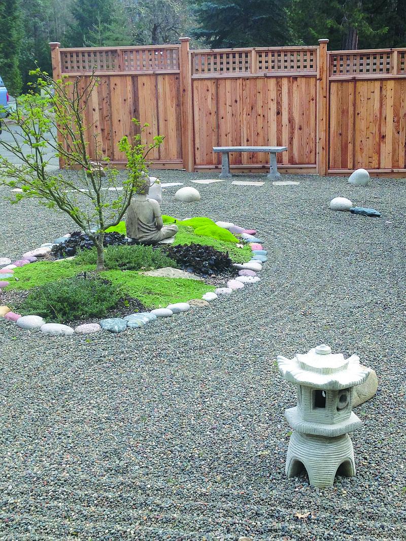 Build your own Zen rock garden Polk County ItemizerObserver