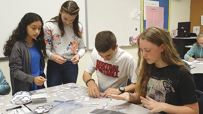The WEB Program at Talmadge Middle School helps incoming students get ready for what's next.