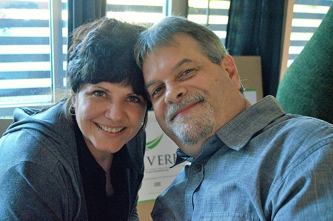 Becky and Dan Windsor have been foster parents for seven years.