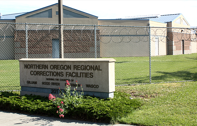 A bond to support the Northern Oregon Regional Corrections Facilities in The Dalles failed by only 41 votes.