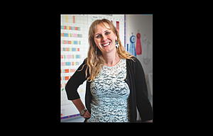 Principal Anne Shull has been named to a statewide education advisory council.