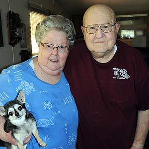 Carol and Melvin Cash will serve as the White Bird Rodeo and Days grand marshals for 2017.