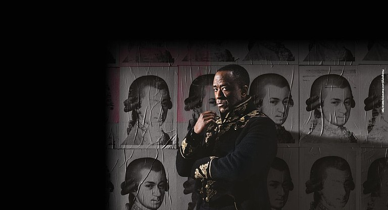 Lucian Msamati (Luther, Game of Thrones, NT Live: The Comedy of Errors) plays Antonio Salieri in Peter Shaffer's iconic play, broadcast live from the National Theatre, and with live orchestral accompaniment by Southbank Sinfonia.