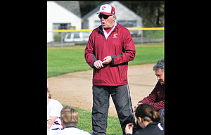 The Dalles softball coach Steve Garrett retired from the program after a successful 13-year career. Over his tenure, Garrett led The Dalles to a 233-136 record with four league titles and five second-place outcomes, only missing the playoffs one time. From 2008-2012, The Dalles softball advanced to five straight semifinal games.