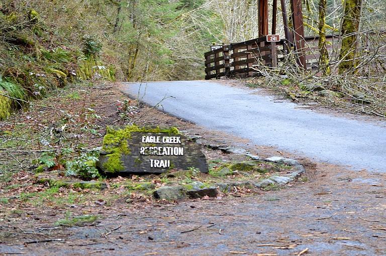 Eagle Creek Trail, March 2017 file photo.