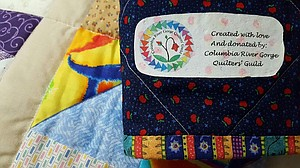 The Comfort Quilt Project is now underway by the Spiritual Care Department at Providence Hood River Memorial Hospital.