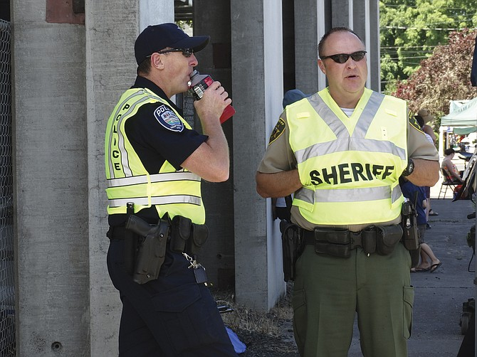 Police and emergency workers are planning for a sharp increase in visitors for the weekend of the Aug. 21 eclipse.