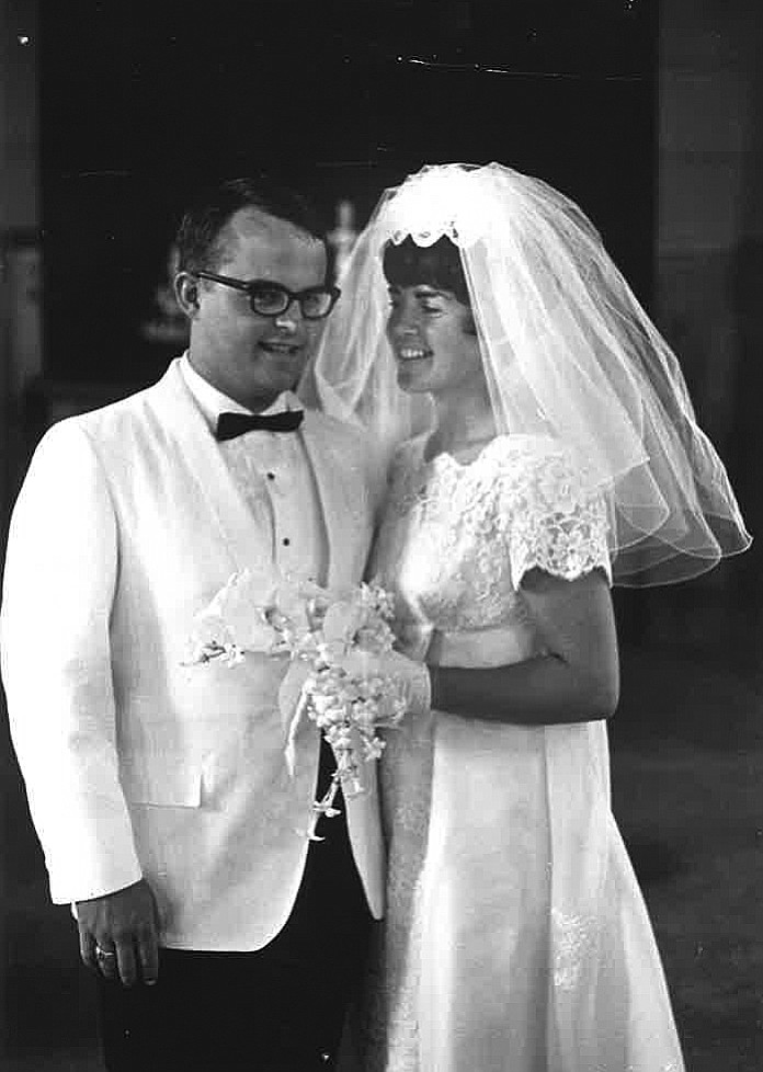 The McAlexanders on July 23, 1967.