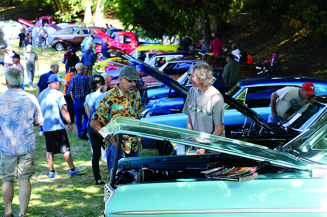 Summerfest draws an estimated 17,000 attendances each year.