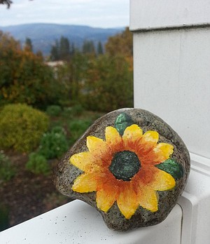 """Rock Painting and Exchange"" happens Monday, Aug. 14 at 6 p.m. at Parkhurst Place, 2450 May St., Hood River."