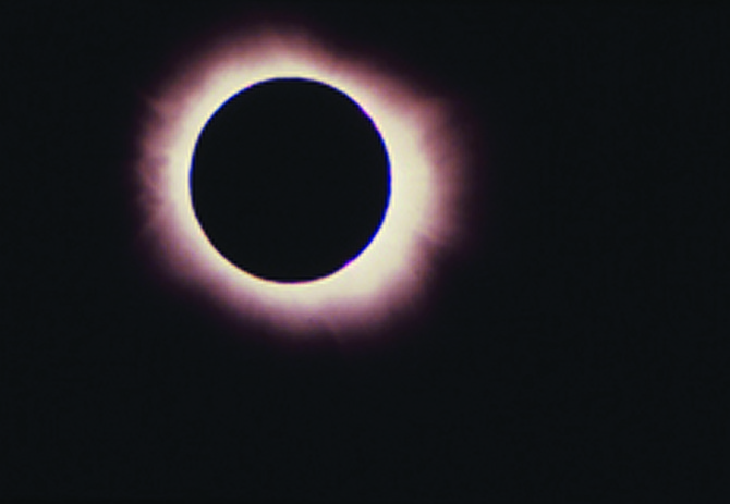 Predicting the weather for eclipse weather is tricky for meteorologists with the event still several days away.