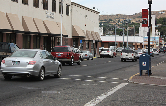 """To encourage area residents to consider alternatives to driving their cars, The Dalles will participate in the annual """"Drive Less Challenge,"""" which will take place from Sept. 16 to 30 this year."""